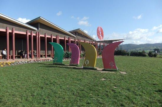 Yarra Glen, Australien: Unusual art