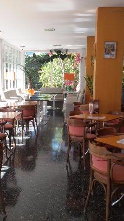 Boix Mar Hotel: Salle du bar