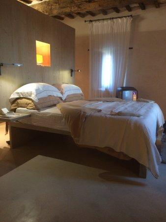 Castiglioncello del Trinoro, Italië: Val D'Orcia room
