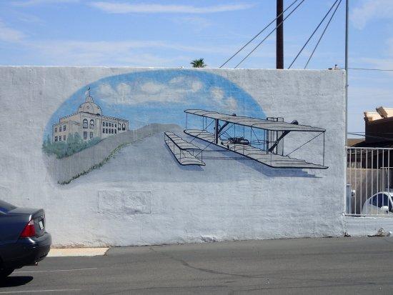 Yuma, AZ: The mural