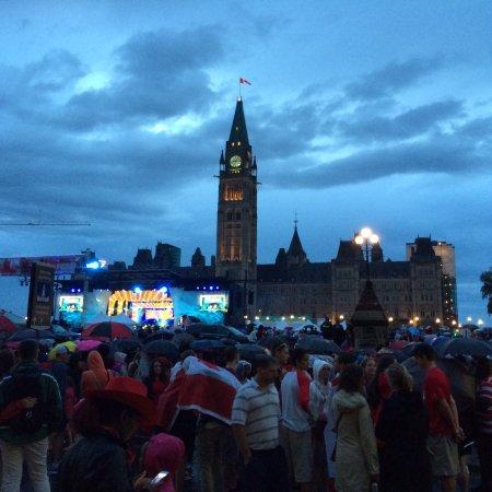 Ottawa, Canada: July 1st Canada Day!
