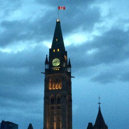 Ottawa, Canada: The spectacular center building