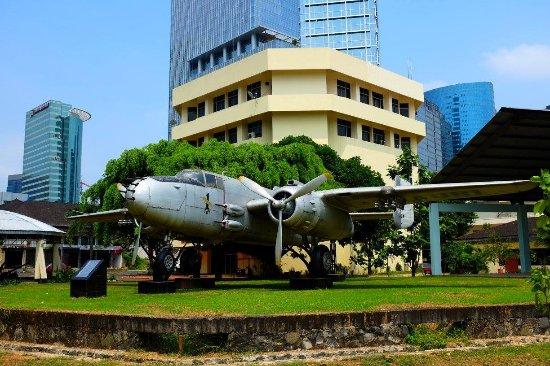 Satria Mandala Museum (Armed Forces Museum)