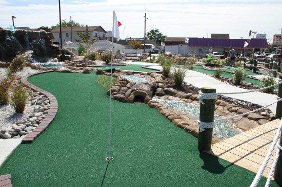Wildwood Mini Golf