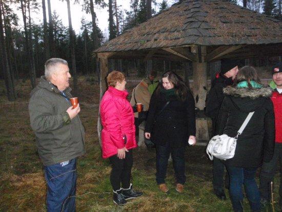 Szymbark, Polen: Family Gathering...