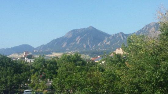 Boulder Marriott: Great view
