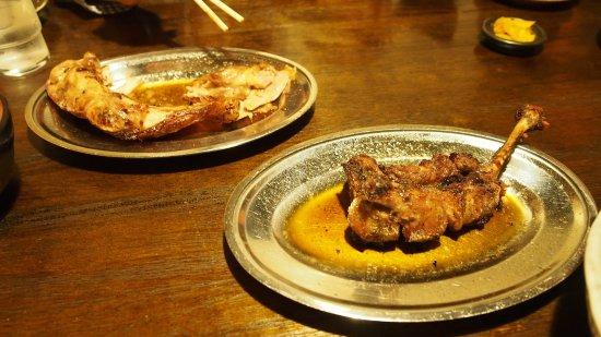 Kanonji, Giappone: 骨付鳥!美味しいです。