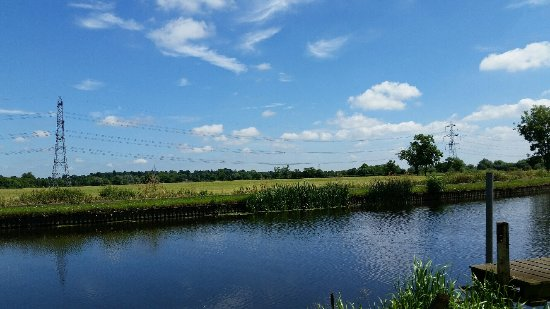 Kegworth, UK: Countryside vista
