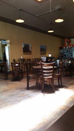 Burlington, CO: The dining room.