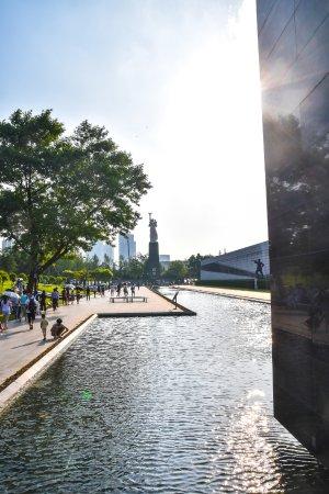 Nanjing, Chine : peace square