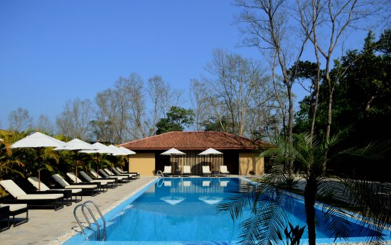 Kathmandu Valley, Νεπάλ: Kasara Resort in Chitwan