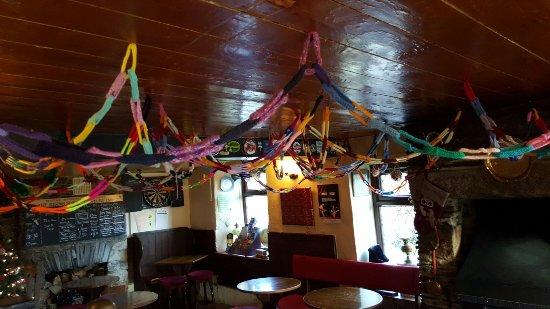 Gunnislake, UK: The Rising Sun Inn