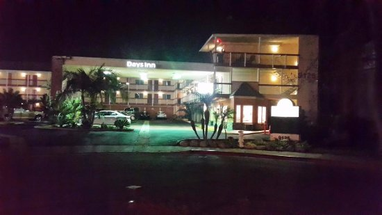 Motel  Fountain Valley California