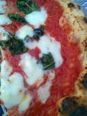 Orbassano, İtalya: Pizza Bufala