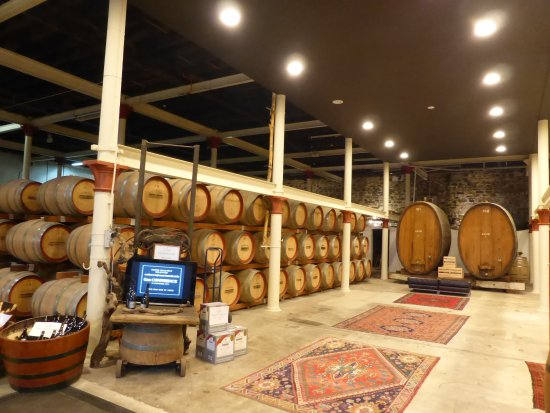 Tanunda, Australia: The wine tasting area