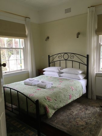 Wentworth Falls, Australien: We stayed at the 2 bedroom unit, it's perfect for us (2 adults+2 littlies). it was warm, clean,