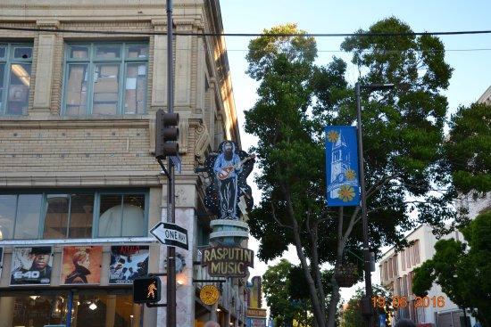 Berkeley, CA: Вот такой Бёркли.