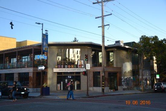 Berkeley, CA: Улица в Бёркли.