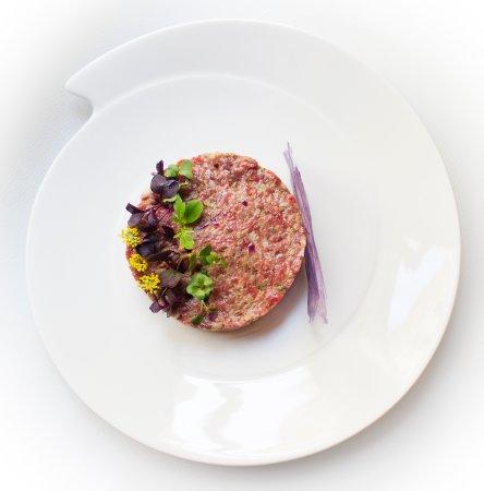 Aire Gastrobar: Steak tartar al estilo aire