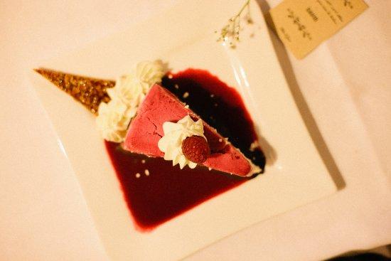 Soreze, ฝรั่งเศส: Le dessert sur-mesure.