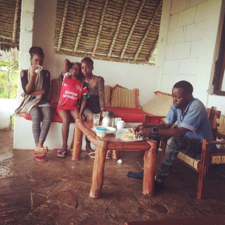 Paradise in Kenya