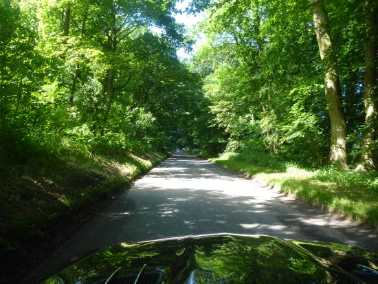 Pickering, UK: Perfect for Open Top Driving