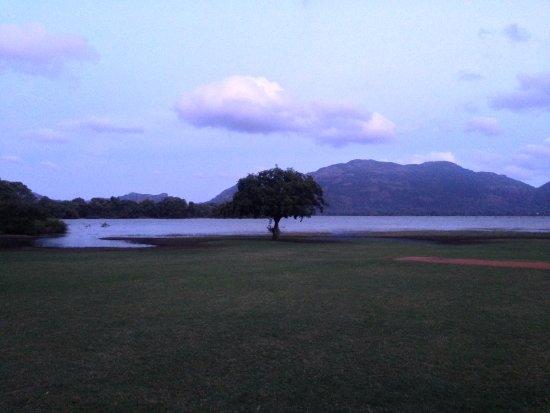 Amaya Lake: lago