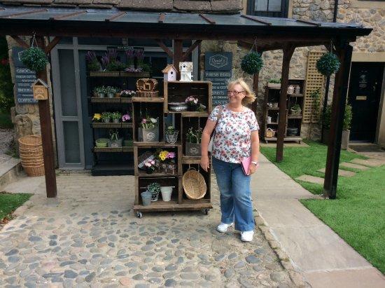 Γιόρκσαϊρ, UK: David's shop