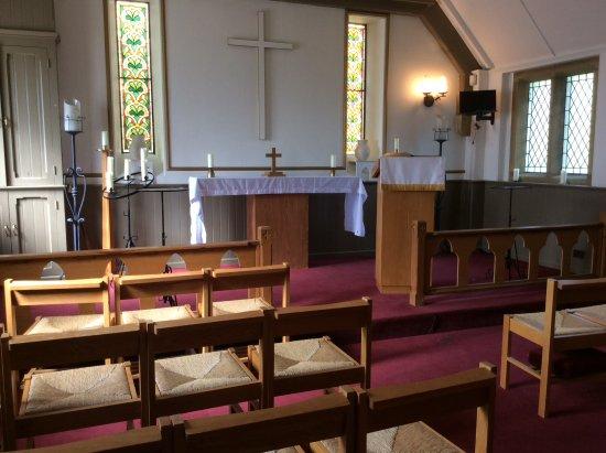 Γιόρκσαϊρ, UK: Church