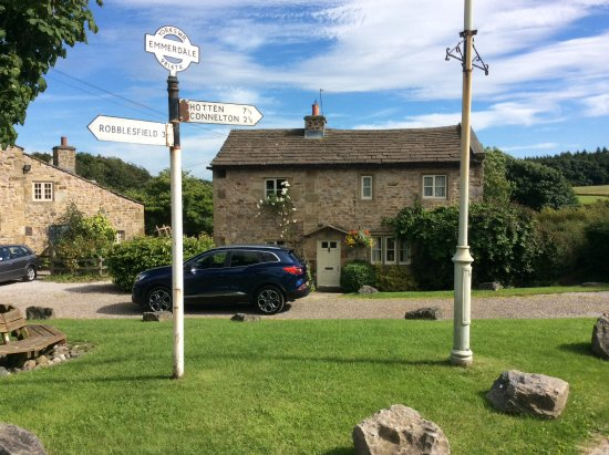 Γιόρκσαϊρ, UK: Signposts