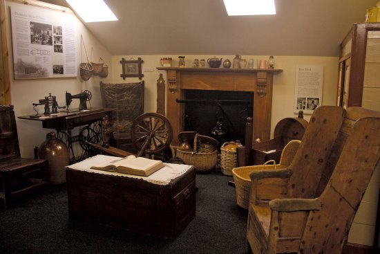 Burray Village, UK: domestic life - Heritage gallery