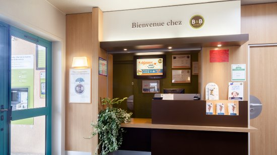 B&B Hotel Chartres Le Coudray : B&B Hôtel Chartres Le Coudray