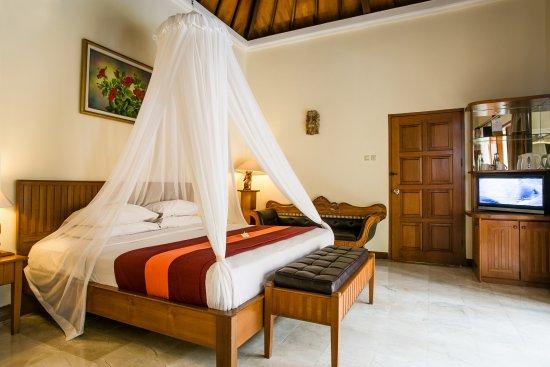 Parigata Villas Resort: Villa room