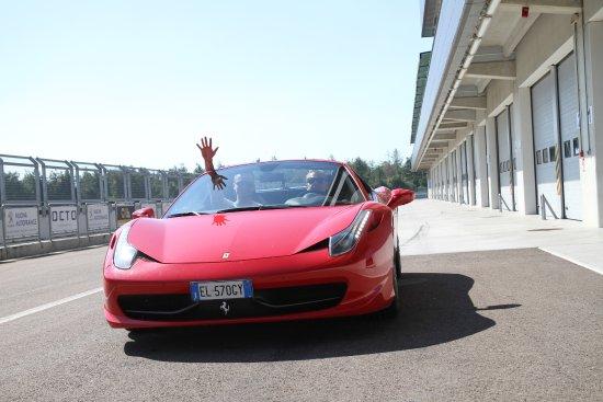 autodromo di modena ferrari 458 spider picture of motorsport rh tripadvisor ie