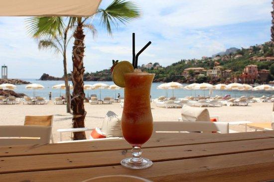 Restaurant L Aiguille Theoule Sur Mer