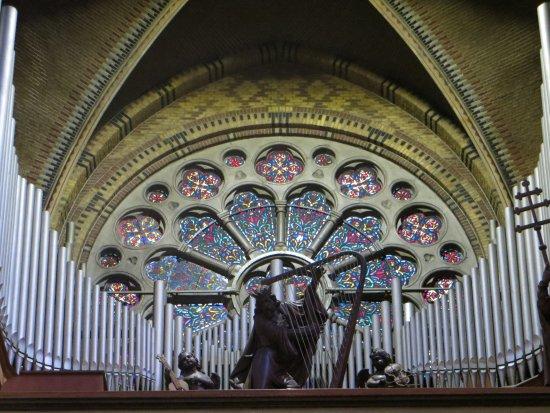 Eindhoven, Nederland: The Great Organ