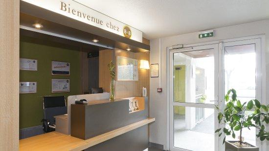 B&B Hotel SAINT-MALO Centre : B&B Hôtel Saint Malo