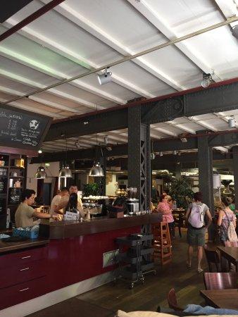 latte and espresso bild von speicherstadt kaffee hamburg tripadvisor. Black Bedroom Furniture Sets. Home Design Ideas
