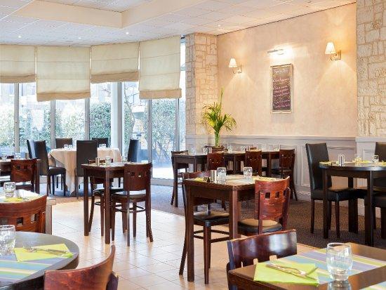 Saint Pierre des Corps, Frankrike: Restaurant