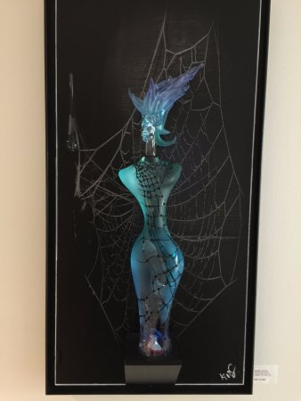 Kosta, Sverige: Hallway art