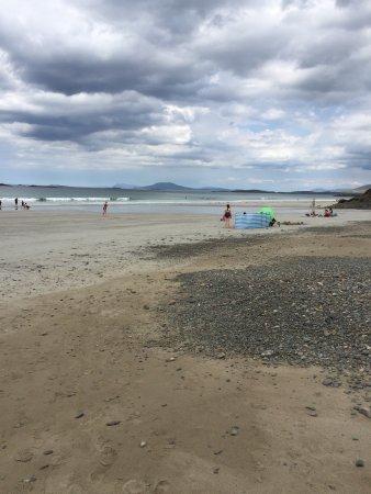 Letterfrack, İrlanda: Great day lovely beach lovely view