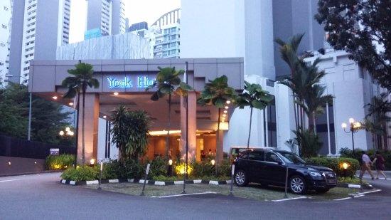 York Hotel Φωτογραφία