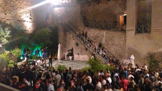 Castello di Arechi: Serata Mestieri e sapori