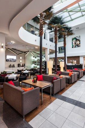 Hotel Moderno: Lobby