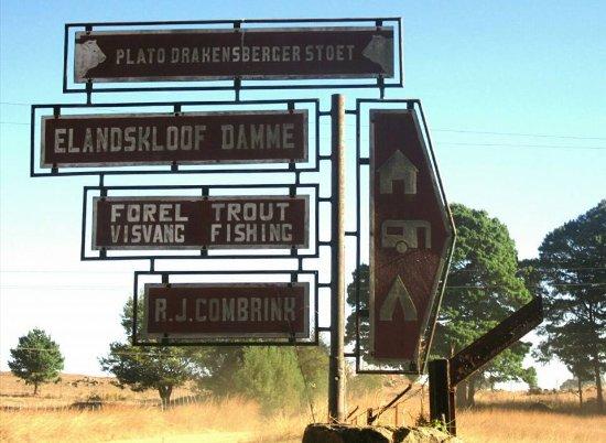 Dullstroom, Sudáfrica: Information