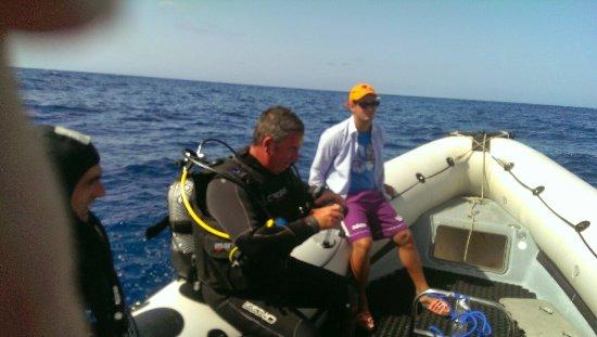 Палм-Мар, Испания: Dive Club Tenerife - Ocean Project