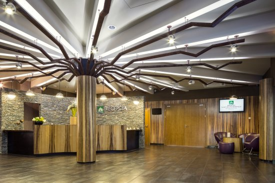 Natura Hotel Residence Business & SPA: Lobby