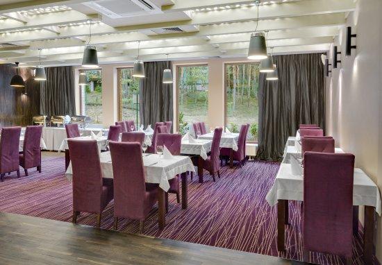 Natura Hotel Residence Business & SPA: Restauracja Bluebell