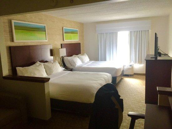 巴爾的摩華盛頓國際機場假日飯店張圖片