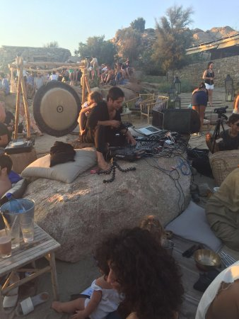 Paraga, Grekland: Skorpios Mykonos